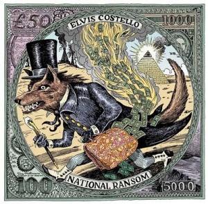 Tony Millionaire National Ransom